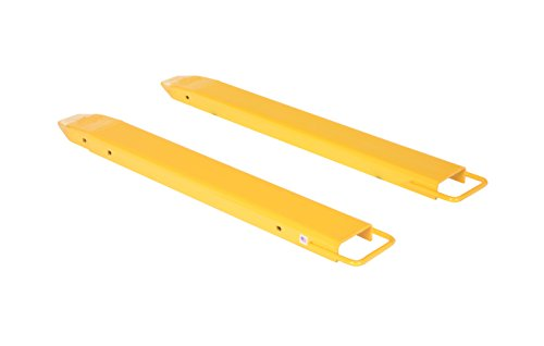 Vestil-FE-5-48-Steel-Fork-Extensions-Accommodates-5-Fork-Width-48-Length-2-Thickness