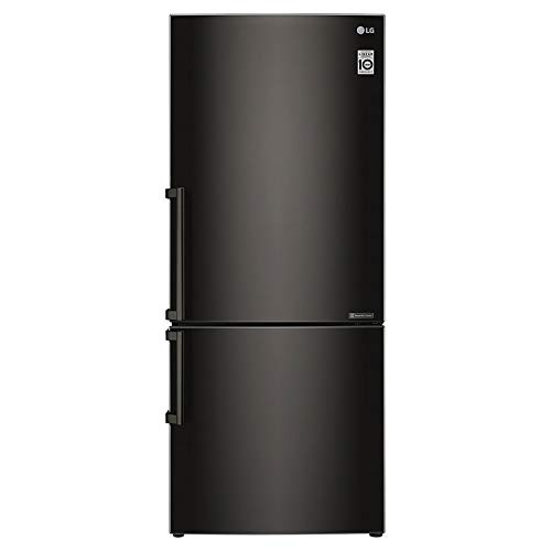 LG 450 L Inverter Frost Free Double Door Refrigerator  GC B519EXQZ, Black