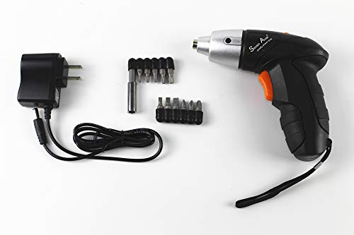 Seven Avail Cordless Drill Combo Kit – Electric Impact Driller, Tool Set Drill with 1300 mAh Ni-mh Battery & 11 Piece Screwdriver and 1 MAGNETIC HOLDER Powerful 4.8V Lithium-Ion Batteries For Sale