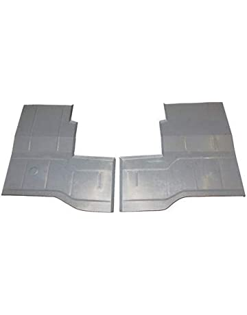 Motor City Sheet Metal Works With REAR FLOOR PANS MUSTANG 1979-93 MERCURY CAPRI 1979-86 NEW PAIR!!