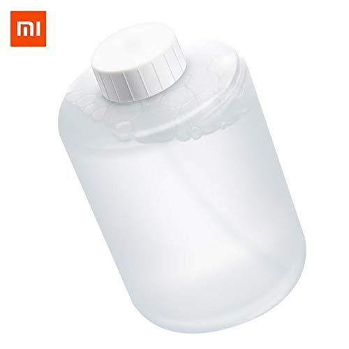 Bureze Xiaomi Mijia - Dispensador de jabón automático con Pilas AA y Limpiador de Manos Antibacteriano, Color Blanco: Amazon.es: Hogar