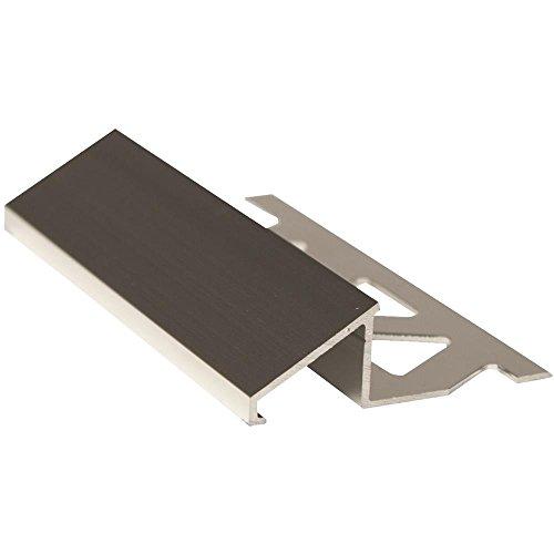 """MD 31367 1/2"""" (12.5mm) Tile Reducer 8Ft SCA Tile Trims"""