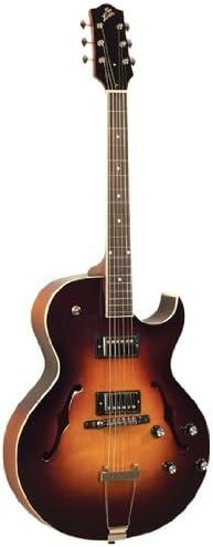 The Loar LH-280-CSN Archtop Cutaway - Guitarra eléctrica ...