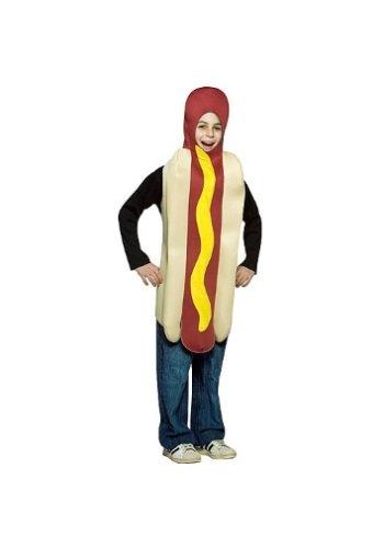 boys hot dog costume - 8