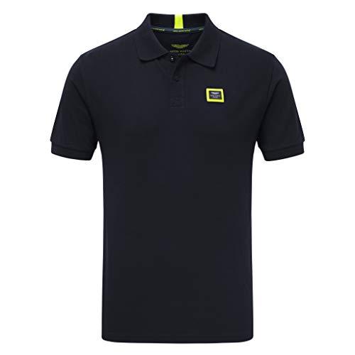 - Aston Martin Racing Travel Polo Shirt, Navy (L)
