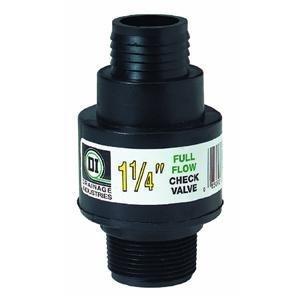 Drainage Sump Pump (Drainage Industries 2451 Sump Pump Check Valve)