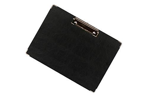 Cartellina A4 in plastica portatile per documento orizzontale cartelle Writting durevole con angoli arrotondati 28.2x38.9cm Grey GYPO