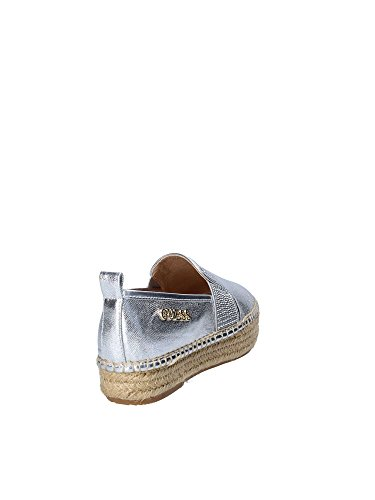 Rela Chaussures Guess Chaussures Compensées Compensées Guess Rela Silver Silver wtxTX00