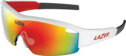 White LAZER State nbsp;Solid Lunettes SS1 Standard rRrXpw