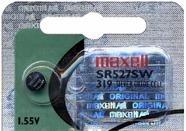 - Maxell 319/SR527SW 1.55v Watch Battery
