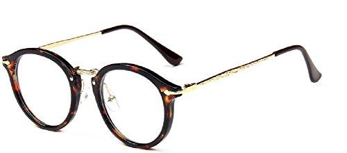 redondas del 9580 y Embryform hombres salvajes religiosa retro del cara marco llano del gafas espejo mujeres wHHXEq4
