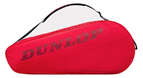 Dunlop Sports CX Club (3-Pack) Tennis Bag (Red)