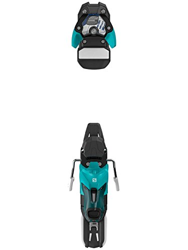 Salomon Warden 11 Ski Bindings 2017 - 90/Turquoise-Black