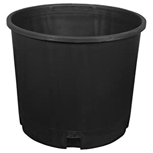 Amazon Com Gro Pro Premium Nursery Pot 5 Gal Pack Of 5