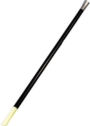 Long Cigarette Holder Plastic Costume Accessory-Flapper, Beatnik (Retro Cigarette Girl Costume)