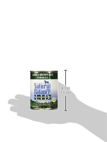 Natural Balance Lamb & Rice Formula Dog Food, 13 oz, Pack of 12 by Natural Balance (Image #6)