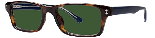 BoroView Shade #5 - Glass Working Spectacles in Genius Unisex Plastic Frame - - Polycarbonate Plastic Vs