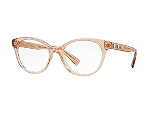Para 0ve3250 Gafas Black Mujer Monturas De 54 Versace wgCqIw