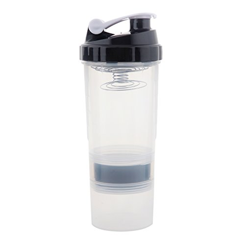 powder mix container - 4
