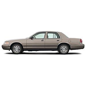 crown victoria 2001 tire size