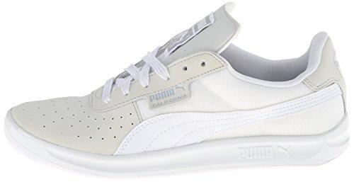 2 De Deporte California Violet Zapatilla Puma White gray Cuero white 7xBFwB5T