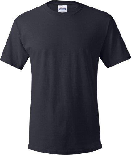 Hanes ComfortSoft® Heavyweight camiseta Deep Navy