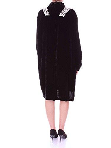 Kurzes Kleid blugirl Schwarz 22367 Damen 65gwZq