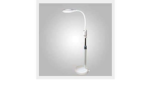 Amazon.com: ZGP $Floor Lights Floor Lamp LED Magnifier ...