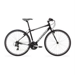 Cannondale Bike (Cannondale Bicycles 700 Mens Quick 6 Small Black)