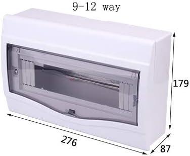 Distribución eléctrica Box 2-4/5-8/9-12 Formas Montado en ...