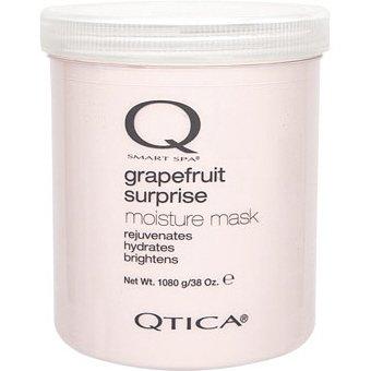 Qtica Smart Spa Grapefruit Surprise Moisture Mask 38.0 (Pedicure White Tea)
