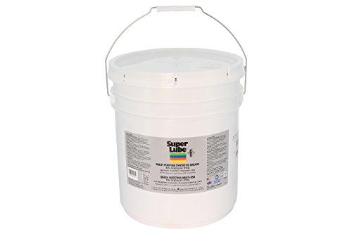 (Super Lube 41030 Synthetic Grease (NLGI 2), 30 lb Pail, Translucent White)