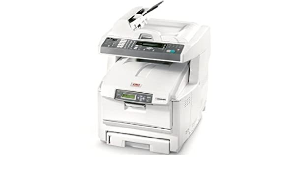 OKI C5550MFP Multifunction - Impresora multifunción (Laser, Color ...