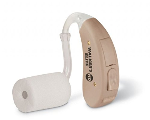 Walkers Game Ear Digital HD Hearing Enhancer, Elite - 40dB WGE-XGE1B by Walkers