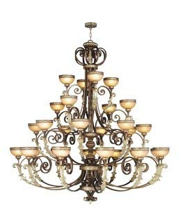 Livex Lighting 8537-64 Seville Chandelier