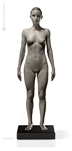 Amazon.com : Female Proportional Figure: V.2 - Proportion & Surface ...