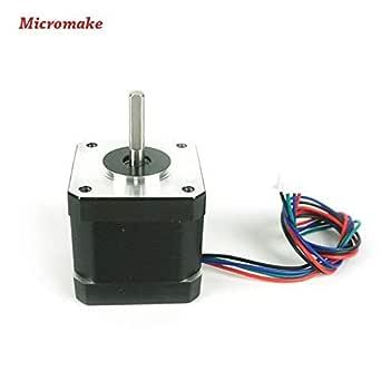 AiCheaX - Piezas de impresora 3D Micromake 3 piezas 42 motores ...