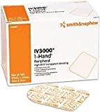 Smith And Nephew Iv Opsite 3000 Dressing Transparent Adhesive 2 3/8'X2 3/4' - Model 4007