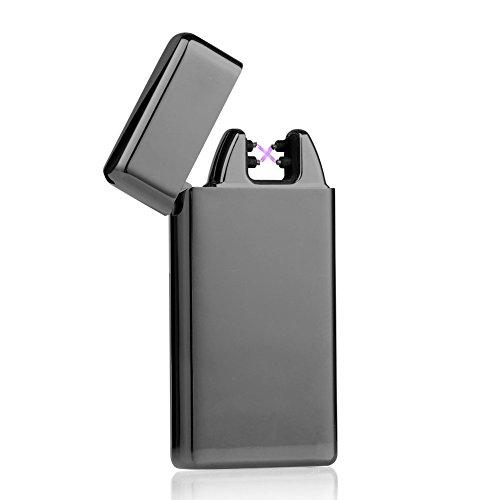 Padgene USB elektronisches Feuerzeug aufladbar lichtbogen