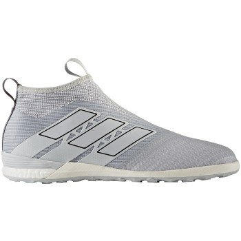 (adidas Ace Tango 17+ PureControl IN Shoe Mens Soccer 11 Clear Grey-Onix)