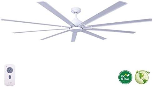 CASA BRUNO Resort DC-ventilador de techo gigante con 9 aspas, Ø ...