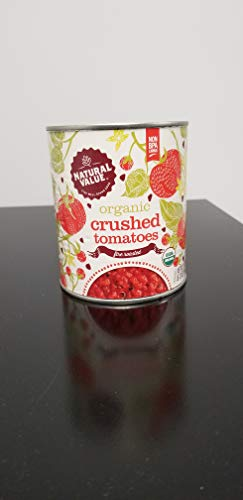 Tomatoes Crushed Fire Roasted Organic 28oz (12per case)