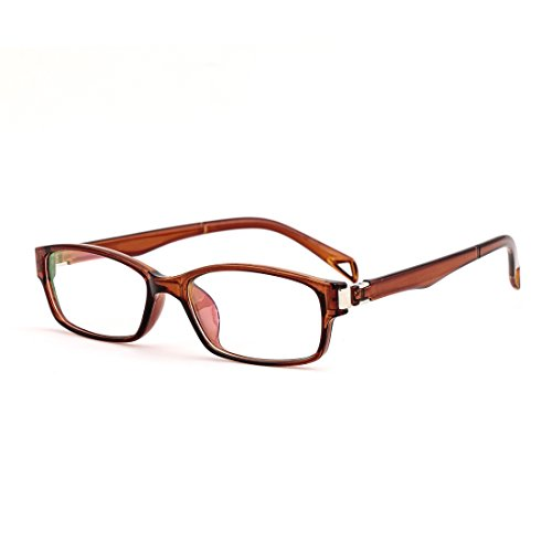 Royal Son Rectangular Unisex Spectacle Frame (RS04600ER|52|Transparent)