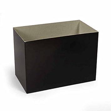 """Black Logo 8/"""" x 6/"""" x 4/"""" Boxes"""