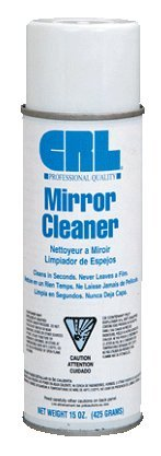 CRL Mirror Cleaner and Polish - Pack of 3 (Crl Mirror)