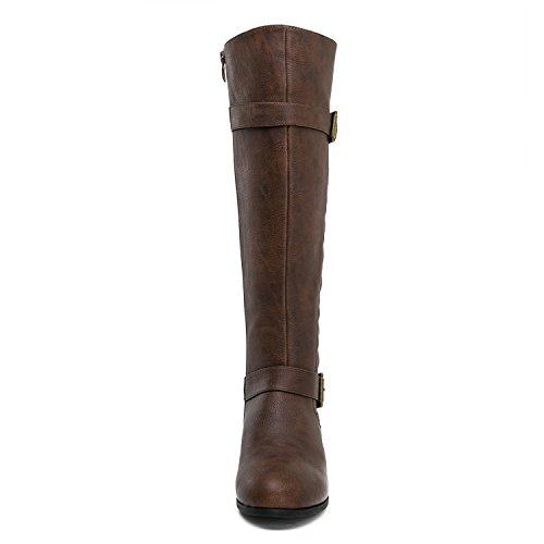 Women's KadiMaya16YY23 Boots (9 M US Women's, 06Brown)
