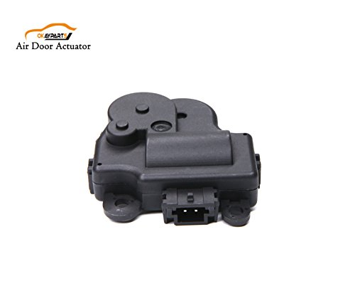 OKAYPARTS OK108A Air Door Actuator for Buick Allure LaCrosse, Cadillac XLR, Chevy Corvette Impala, Impala Limited, Chevy Malibu, Pontiac Grand Prix, Chevy Monte Carlo