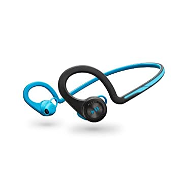 Plantronics BackBeat Fit Bluetooth Headphones Blue