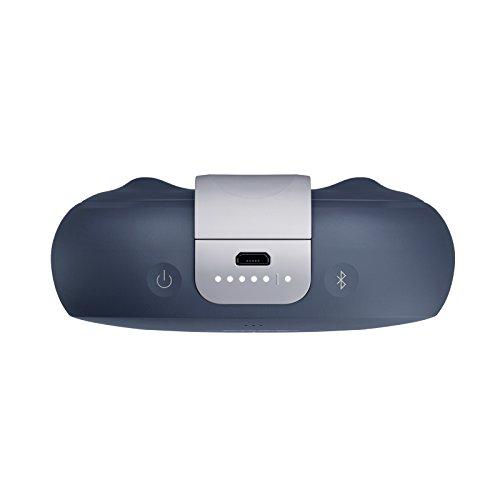 Bose® - SoundLink® Micro Portable Bluetooth® Speaker - Blue