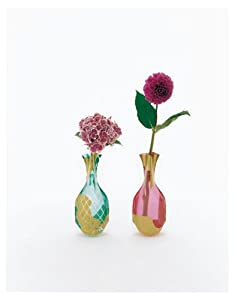 Amazon.com : D-BROS / plastic vase Hope Forever Blossoming 811F-DP on